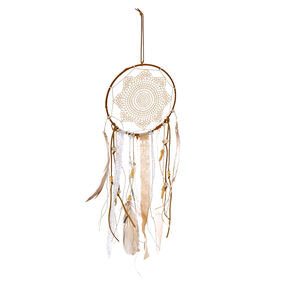 Crochet Dreamcatcher,
