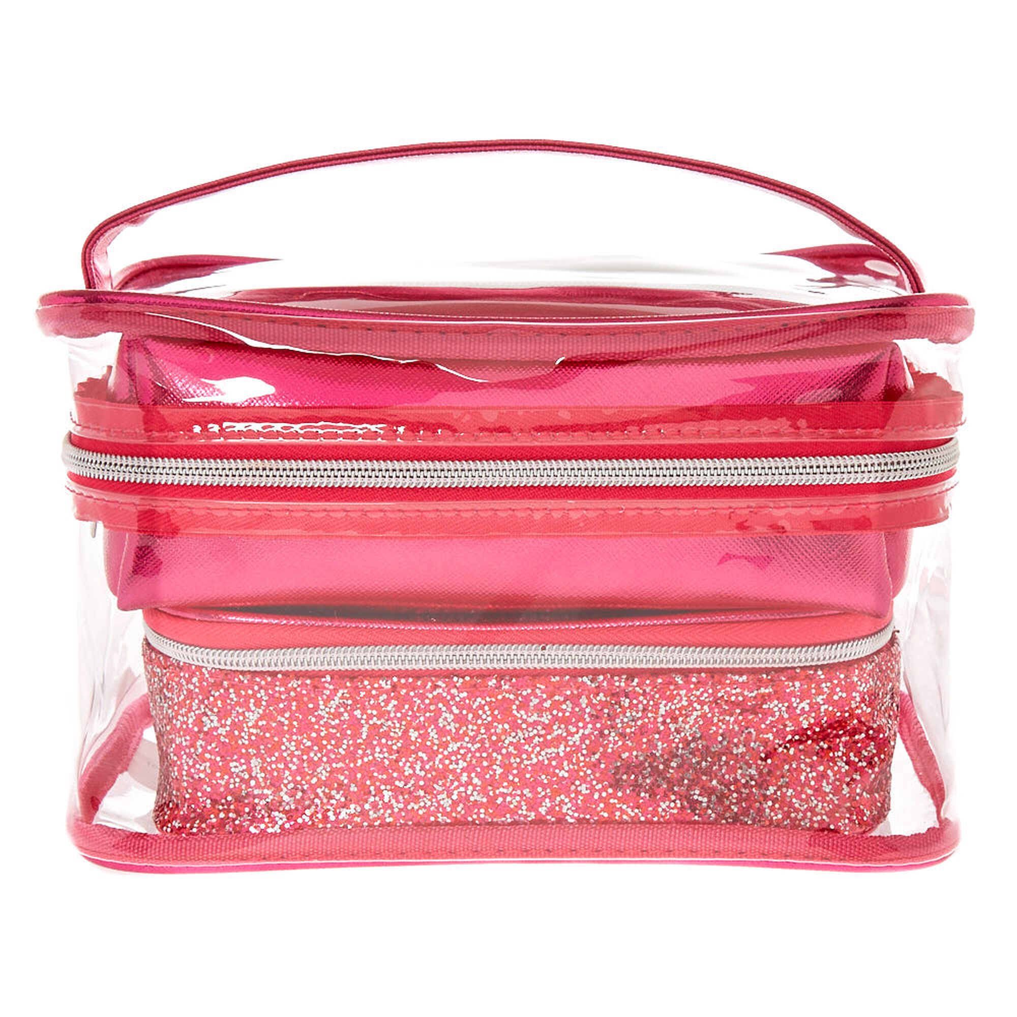 Enchante Accessories Makeup Bag Style Guru Fashion Glitz Glamour Style Unplugged