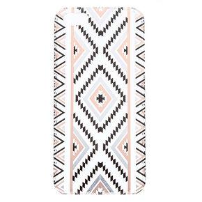Rose Gold Aztec Phone Case,