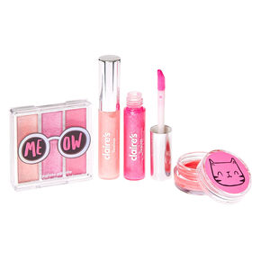 Check Meow Pink Lip Gloss Set,