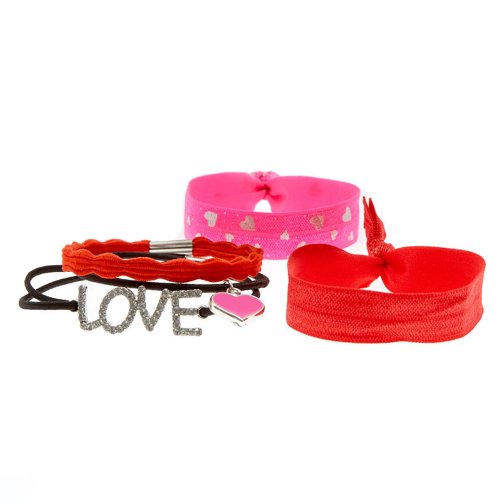 5 Pack Valentineu0026#39;s Day Love Bracelets, ...