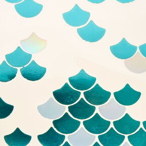 Mermaid Body Scales Stickers,