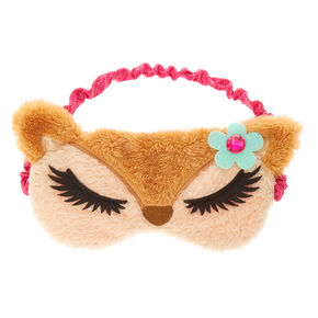 Plush Deer Sleeping  Mask,