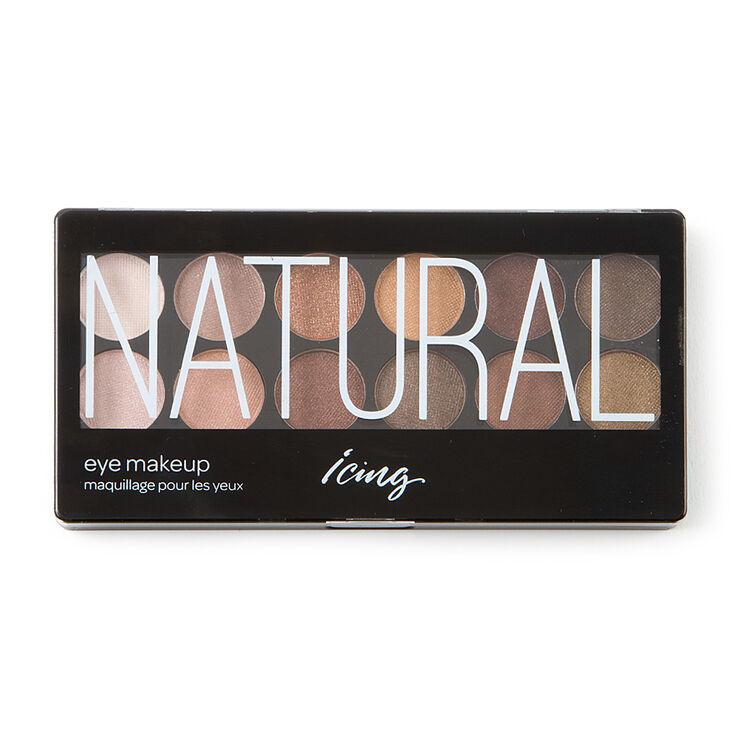 Icing Natural Eyeshadow Palette,
