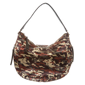 Camoflage Messenger Bag,