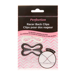 Racer Back Clips by Perfection,