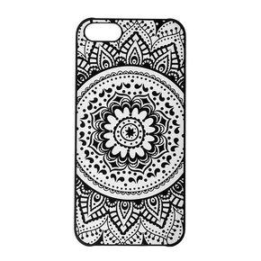 Mandala Pattern Phone Case,