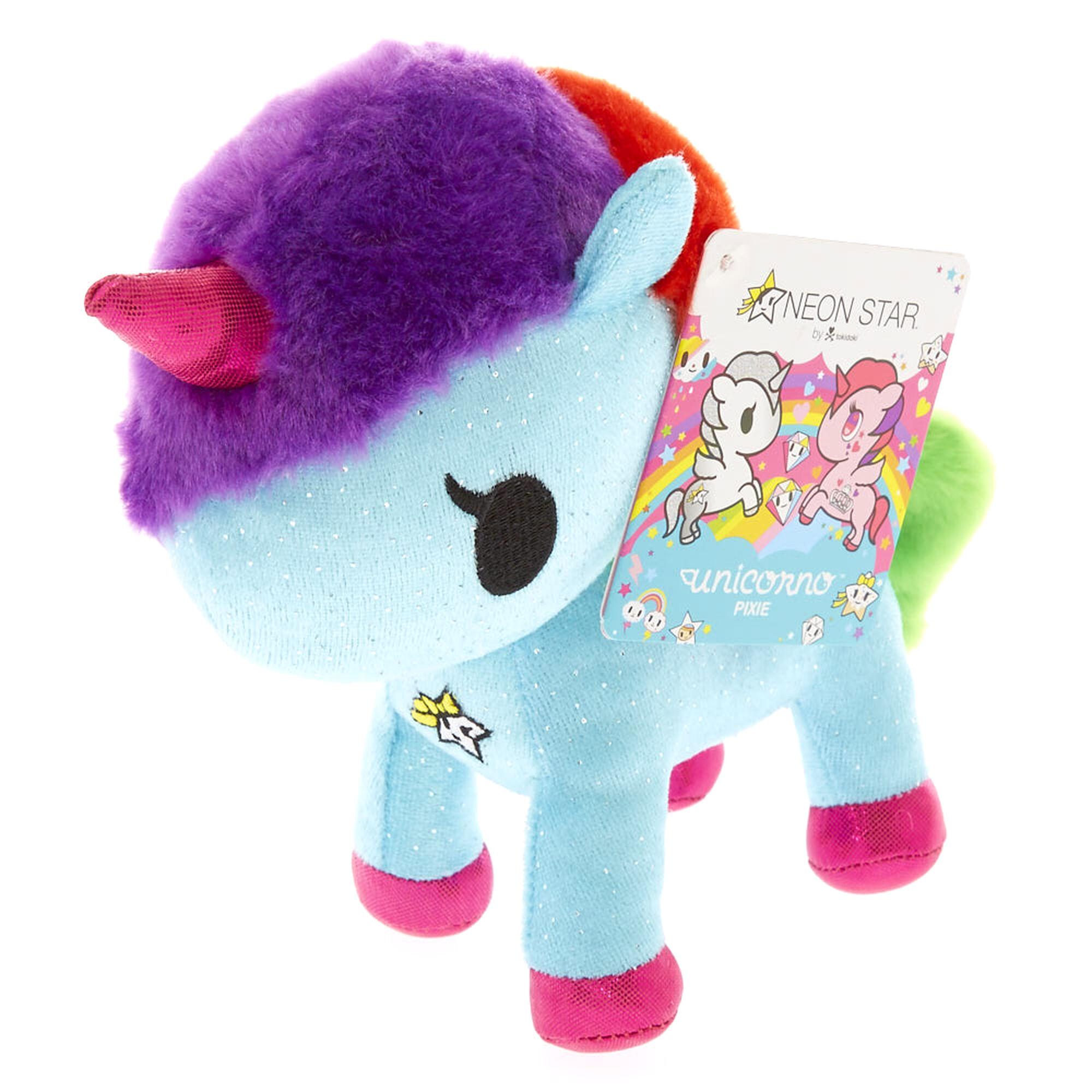 Tokidoki Unicorno Pixie Plush Toy Claire S Us