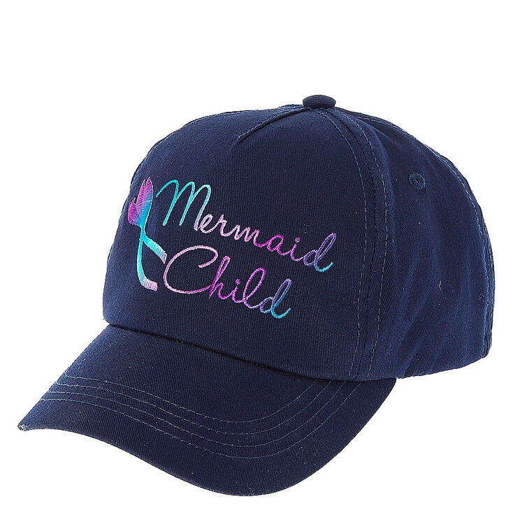 Mermaid Child Baseball Hat at Icing in Victor, NY | Tuggl