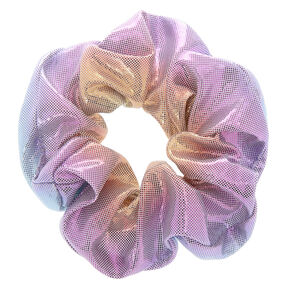 Holographic Unicorn Hair Scrunchie,