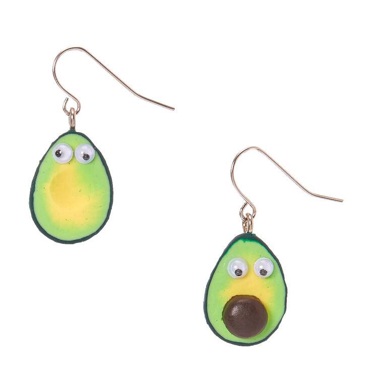 Avocado drop earrings claire s us