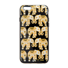 The Love and Madness Ornate Elephants Phone case,
