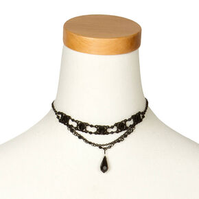 Lovely in Lace Necklace,
