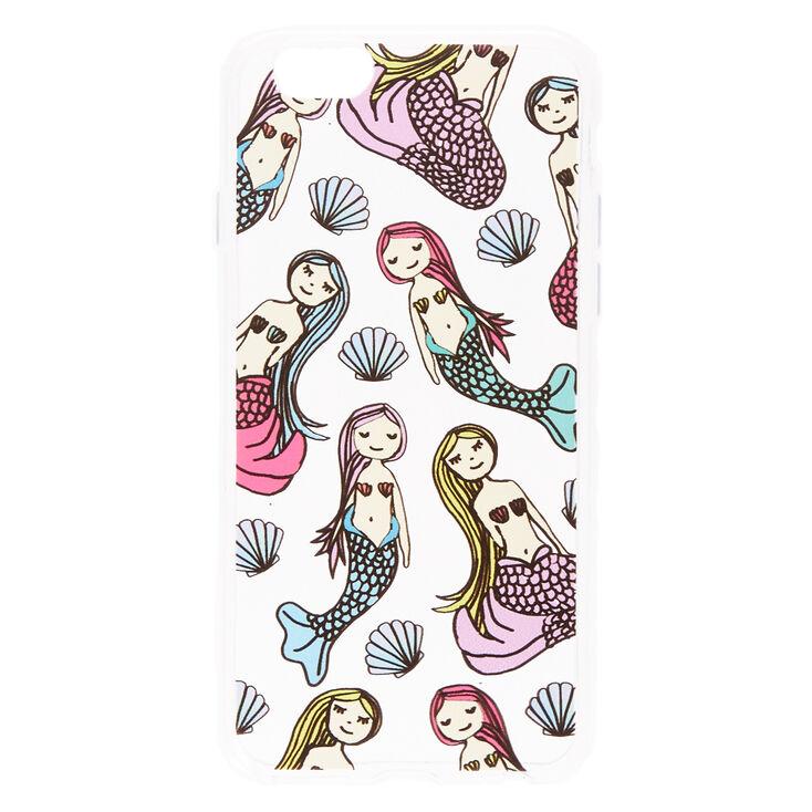 Pastel Mermaid Phone Case,