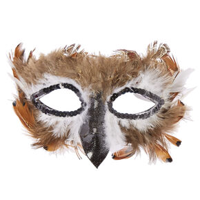 Woodland Owl Mask,
