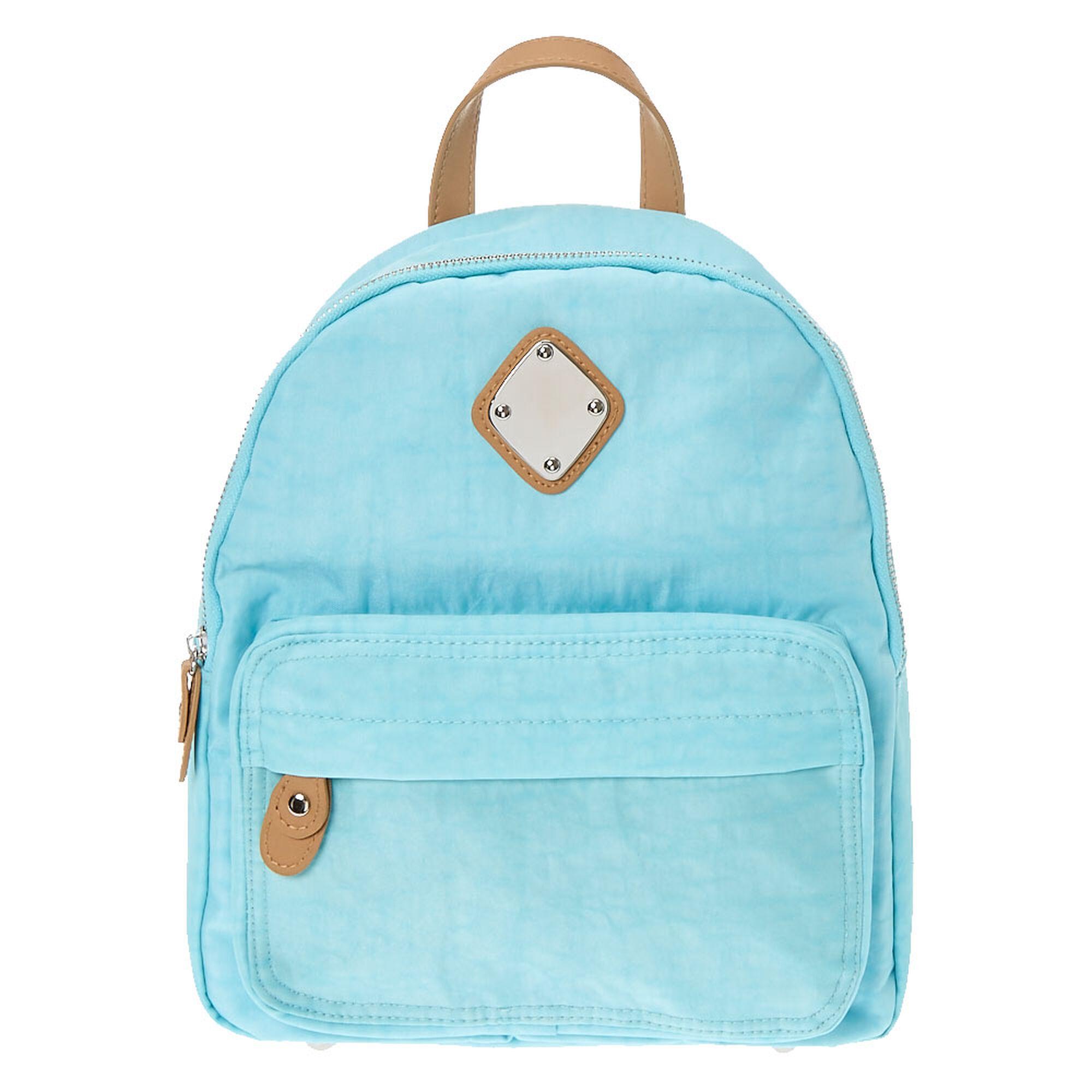Mini Baby Blue Backpack