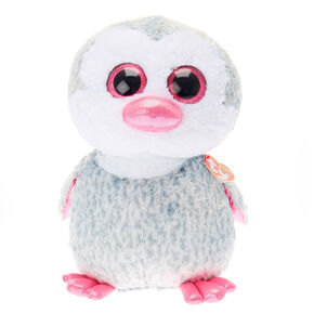 TY Beanie Boos Large Olive The Penguin Plush Toy,