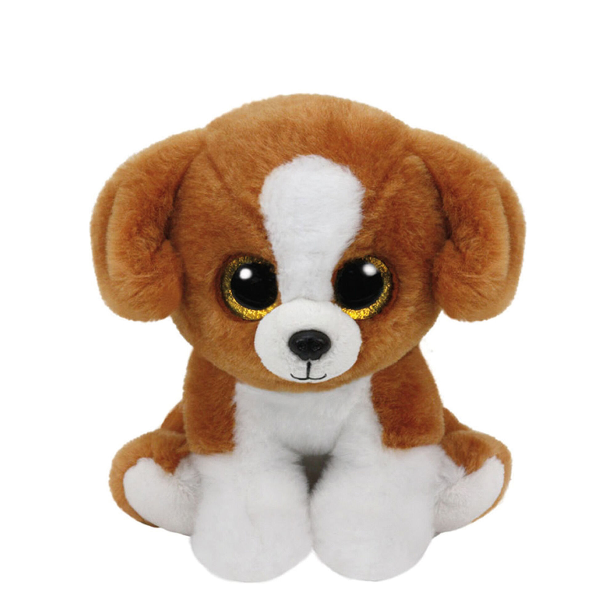 TY Beanie Boo Small Snicky the Dog Plush Toy