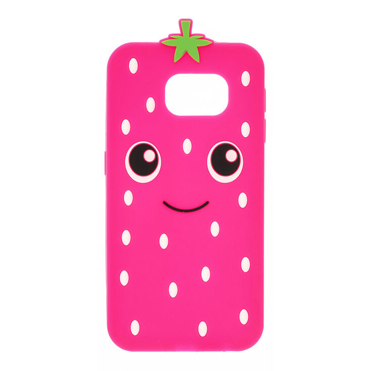 Strawberry Phone Case | Claire's US