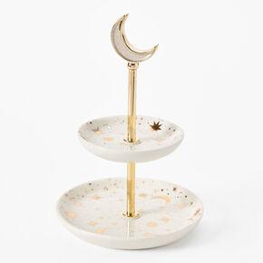 Large Round Gold Criss Cross Sunglasses,