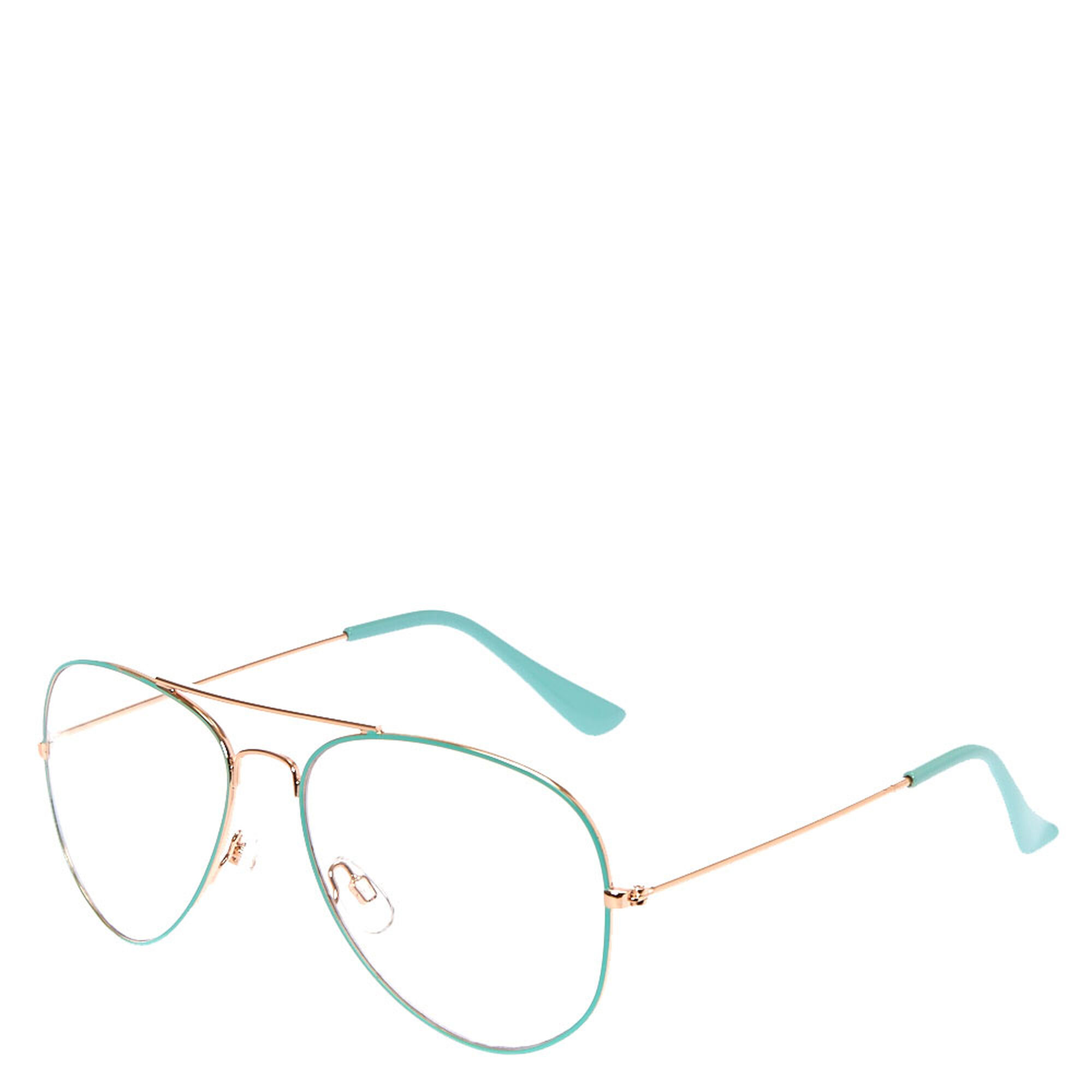 mint and gold aviator frames - Mint Picture Frames