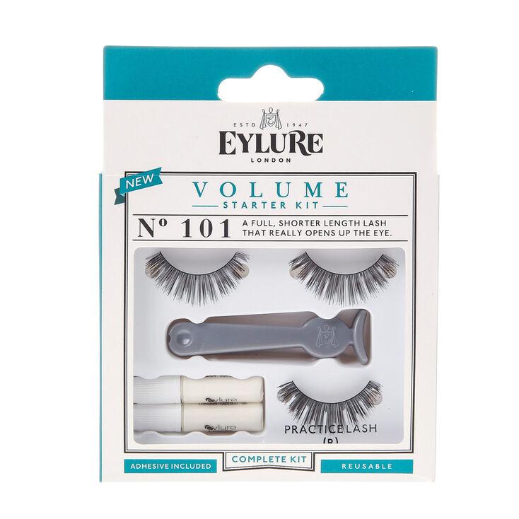 Eylure No. 101 Volume Starter Kit False Lashes,