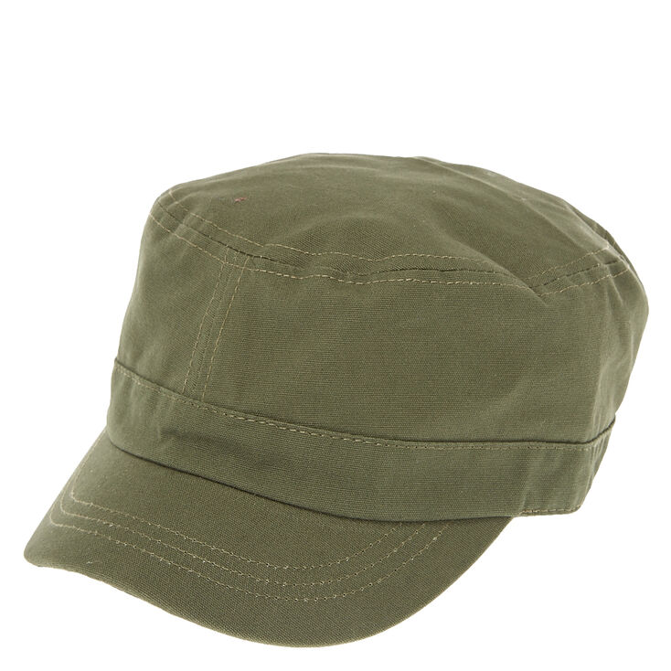 Dark Green Military Cap at Icing in Victor, NY | Tuggl
