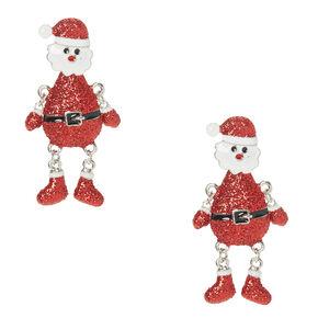Dancing Santa Claus Earrings,