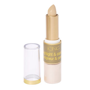 Light Contour Stick and Highlight Cream Duo,