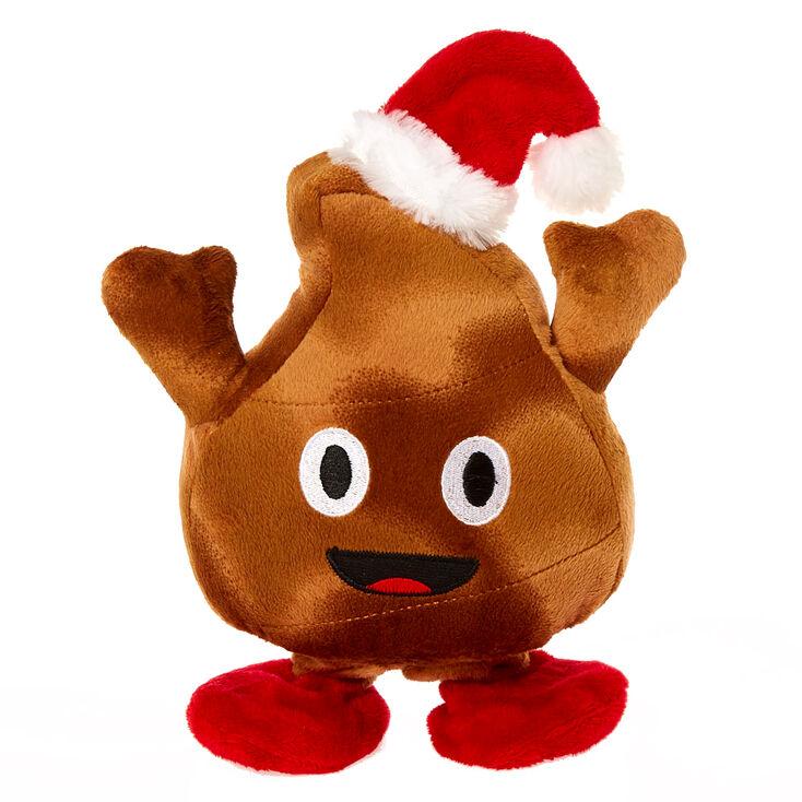 Dancing Santa Poop,