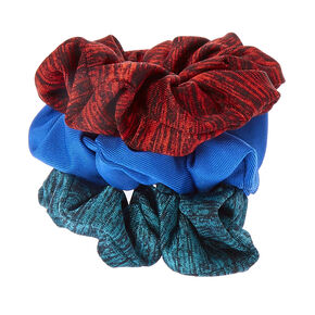 Tri-Color Scrunchie Pack,