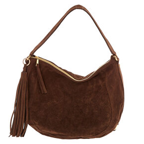 Brown Hobo Bag,