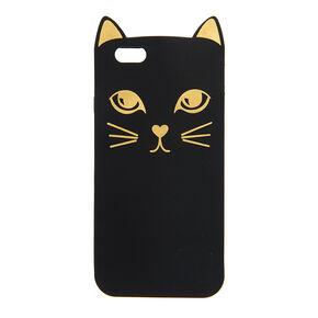 Black Cat Phone Case,
