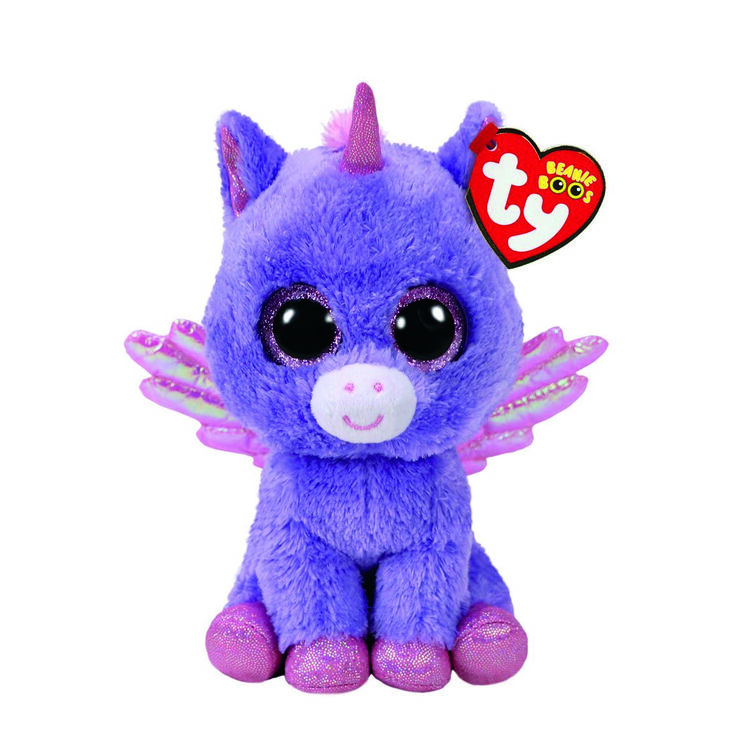 petite peluche athena la licorne ty beanie boo claire 39 s fr. Black Bedroom Furniture Sets. Home Design Ideas