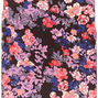 Dark Romantic Floral Phone Case,