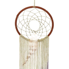 Ombre Fringe Dream Catcher,