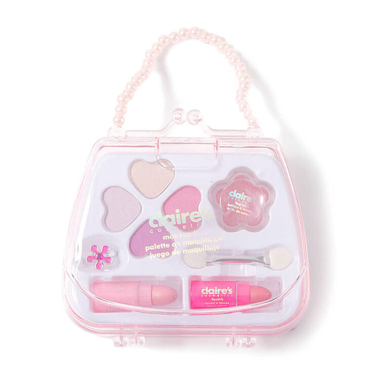 Kids Clear Purse Make Up Set Claire S Us