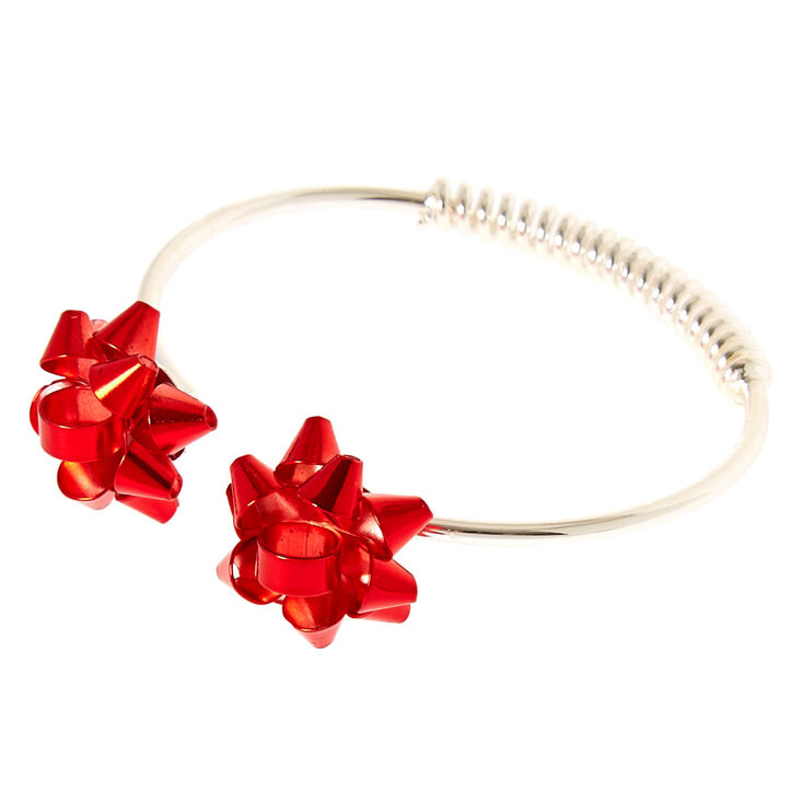 Gift Bow Cuff Bracelet,