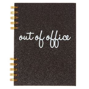 Out Of Office Notebook,