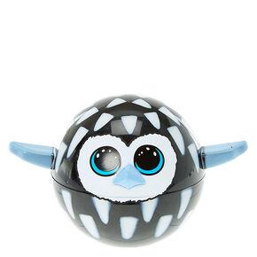 TY Beanie Boo Tinsel the Snow Owl Lip Balm Pod,