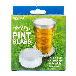 Pop Up Travel Pint Glass,