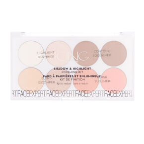Expert Light to Medium Contour and Highlight Face Palette,