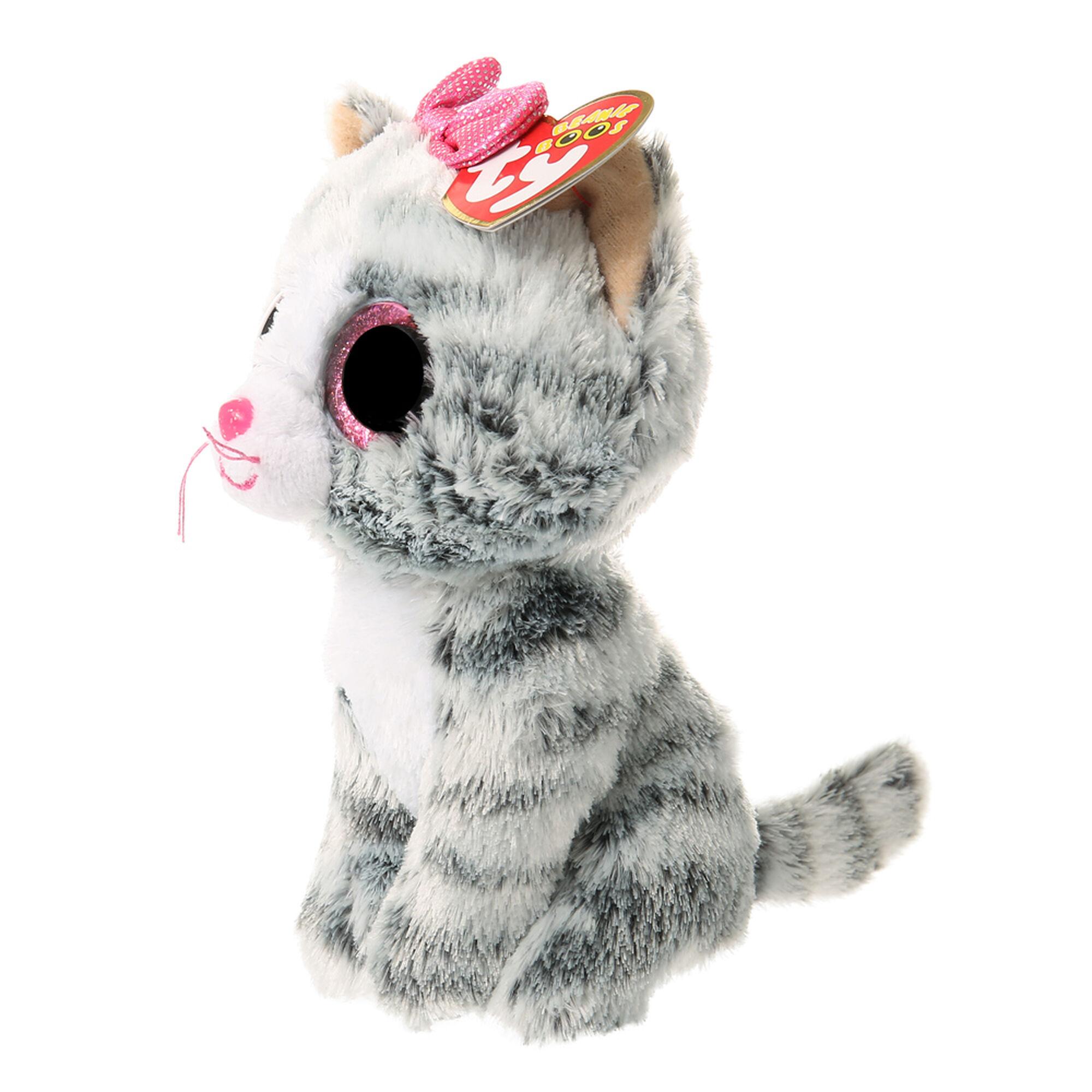 Petite Peluche TY Beanie Boos Kiki Le Chaton
