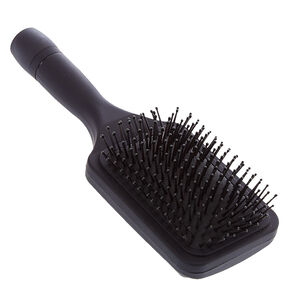 Black Hair Brush Stealth Flask,