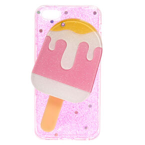 Ice Pop Hidden Mirror Phone Case,