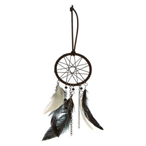 Black Chain Dream Catcher,