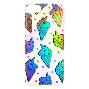 Holographic Uni-cones Phone Case,