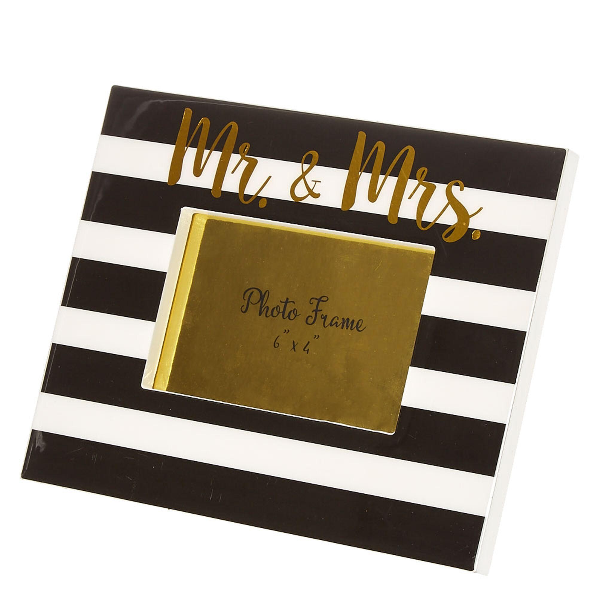 mrs photo frame mr - Mr And Mrs Photo Frame