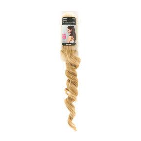 Dark Blonde Styleable XL Curly Ponytailer,