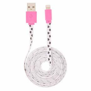 Black Cat USB Cable,
